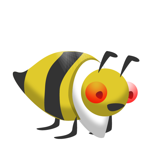 Scarf Bee