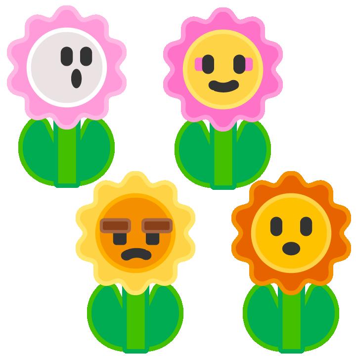 Flowertops
