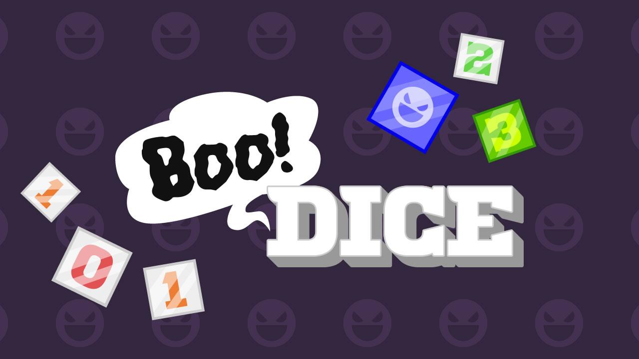 Boo! Dice