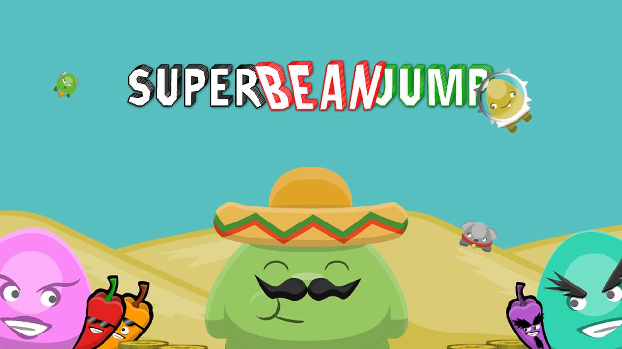 SuperBeanJump