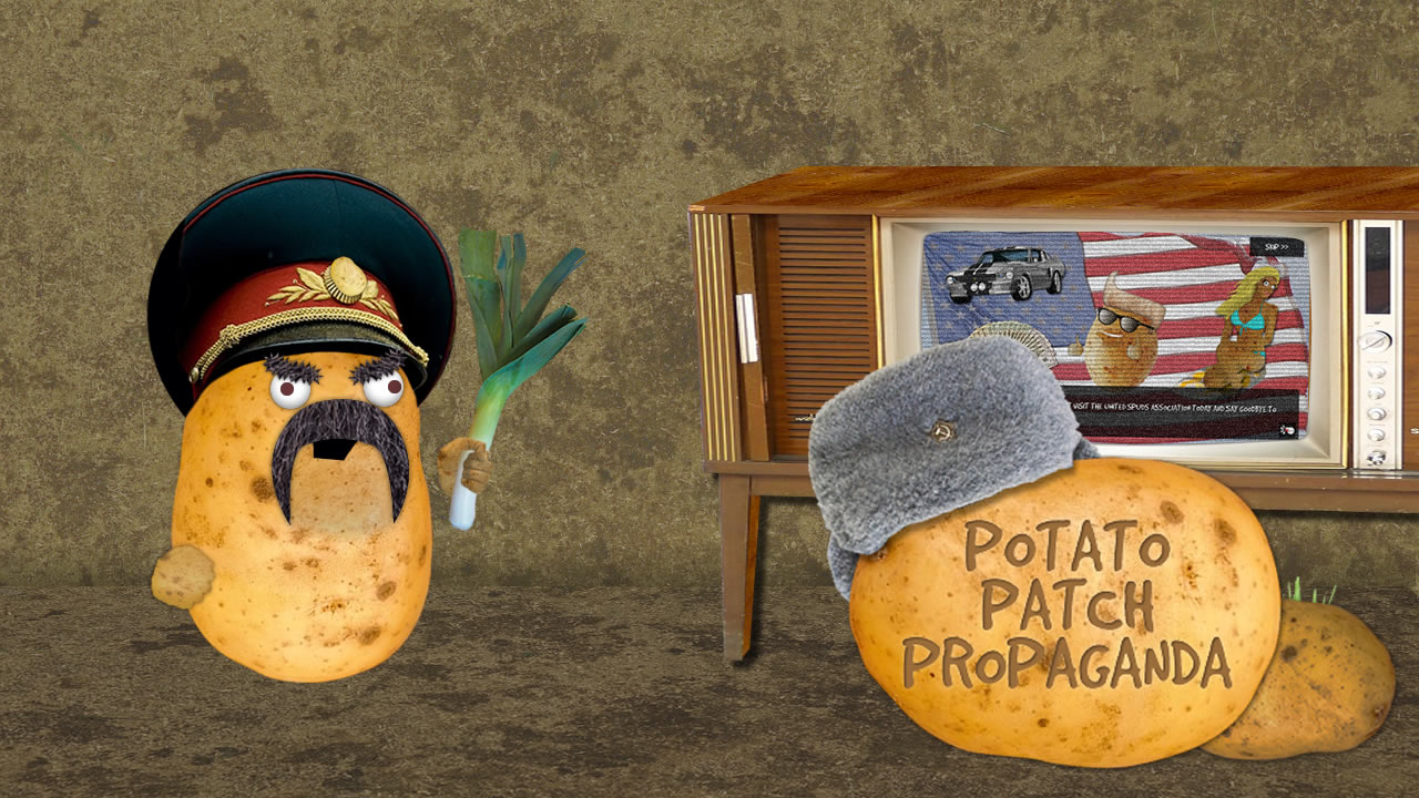 Potato Patch Propaganda