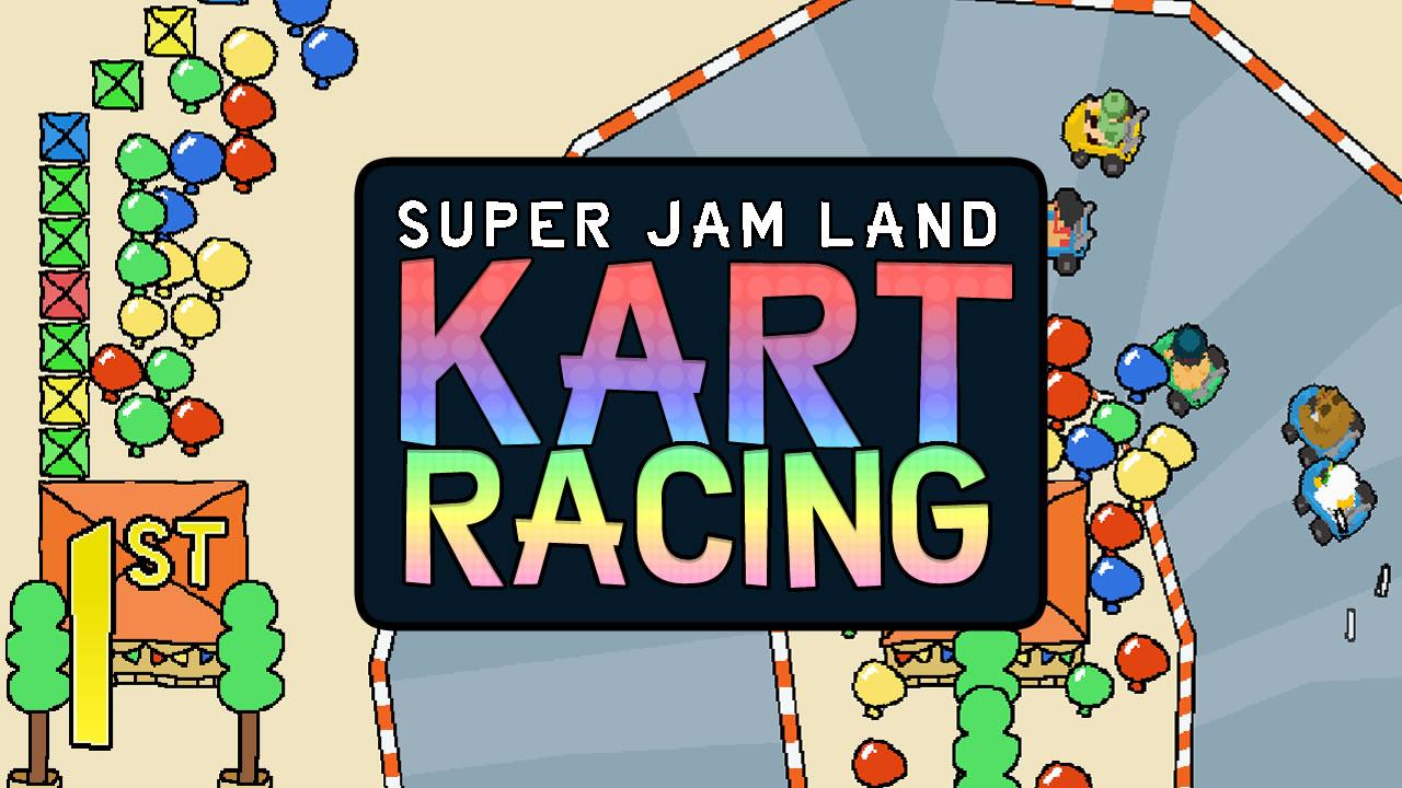 Super Jam Land Kart Racing