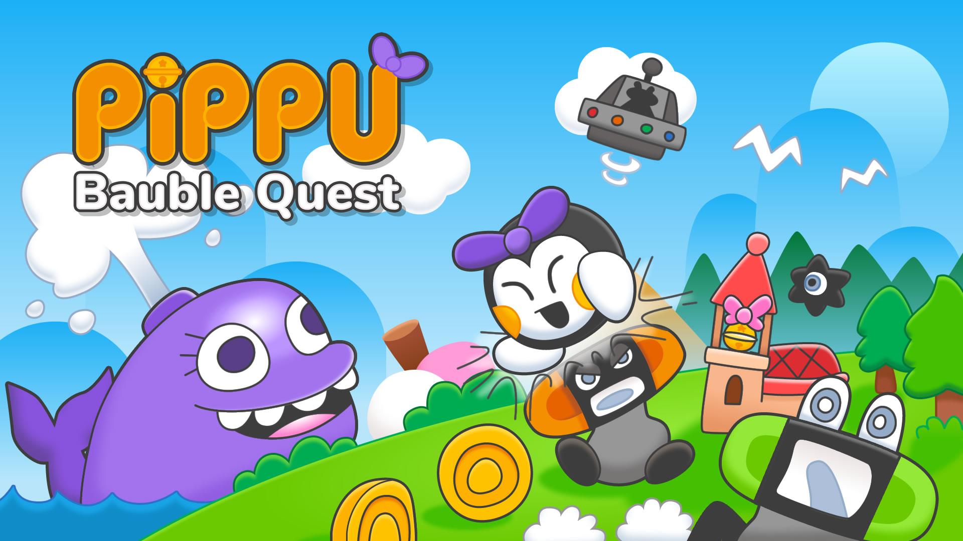 Pippu - Bauble Quest