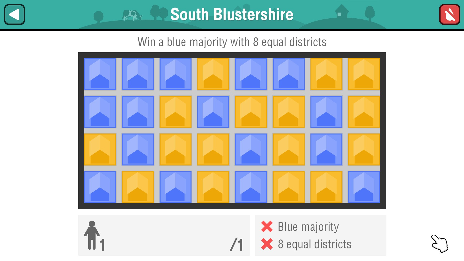 South Blustershire