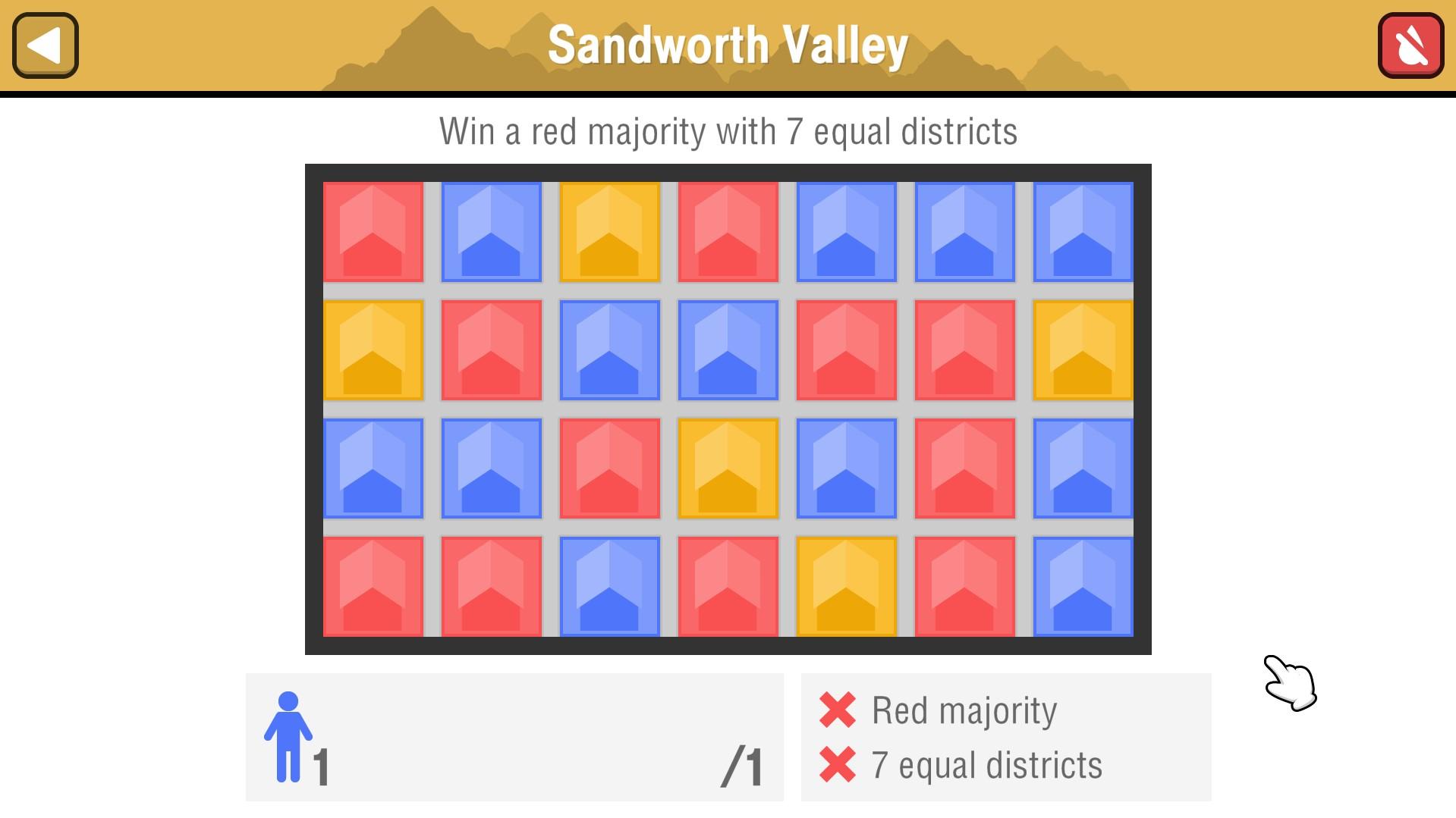Sandworth Valley