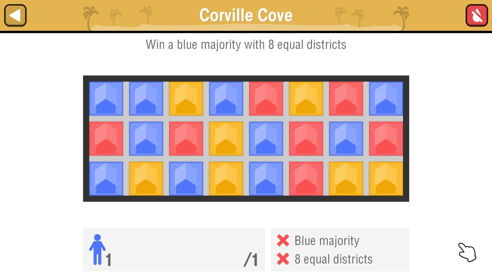 Corville Cove