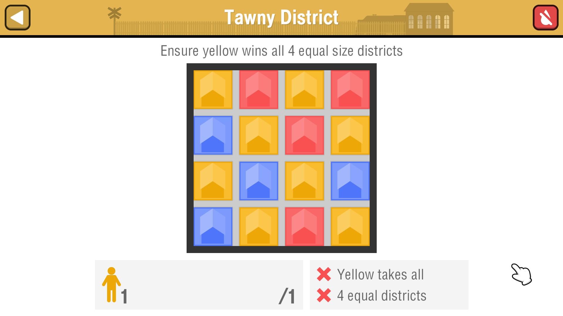 Tawny District