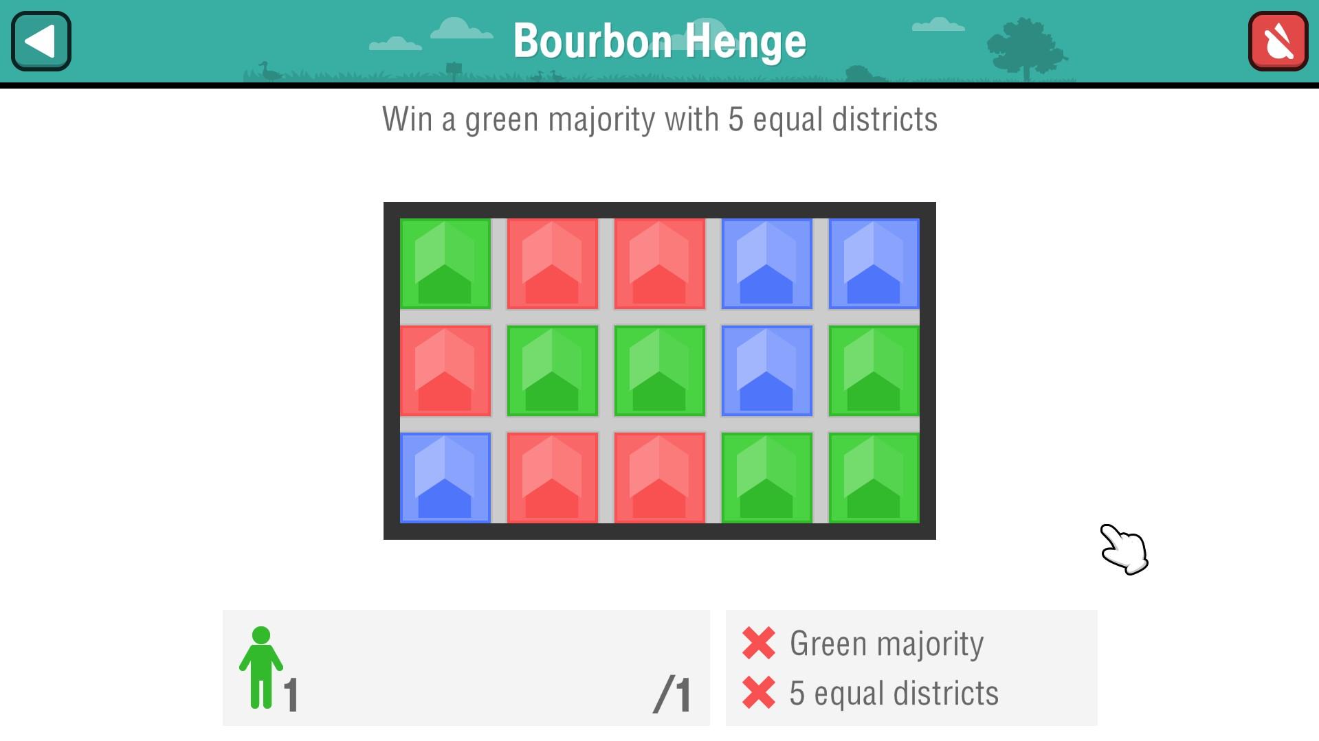 Bourbon Henge