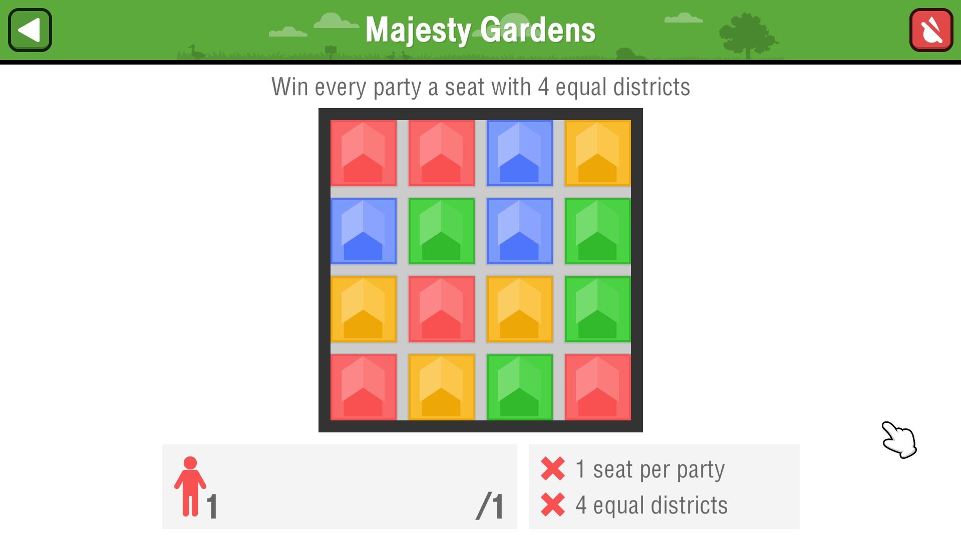 Majesty Gardens