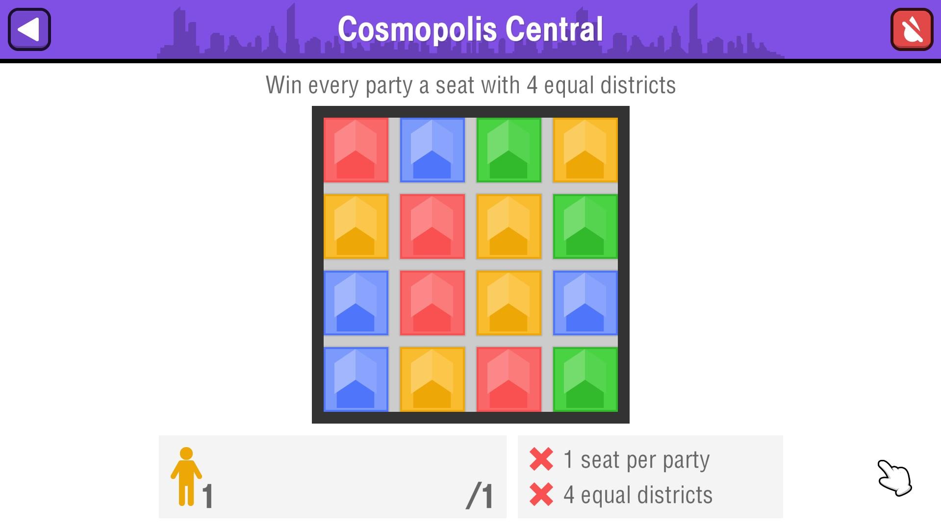 Cosmopolis Central