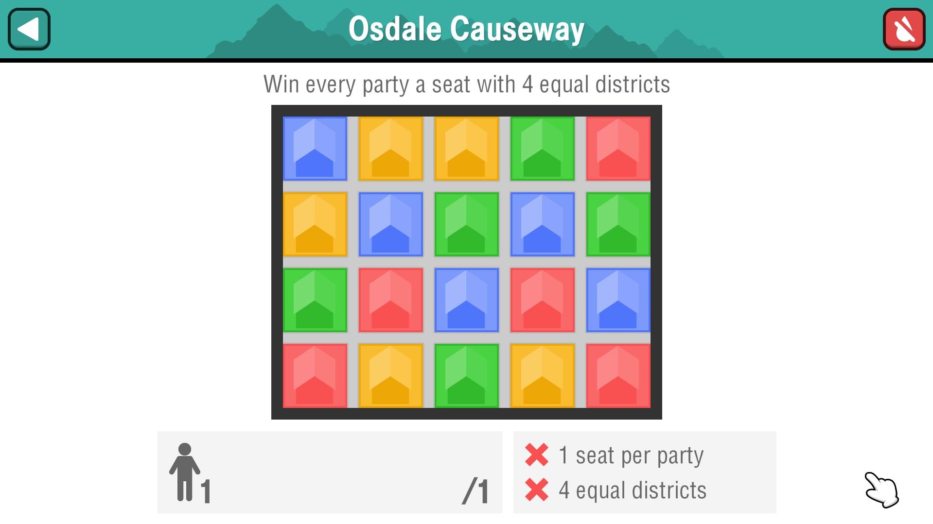 Osdale Causeway