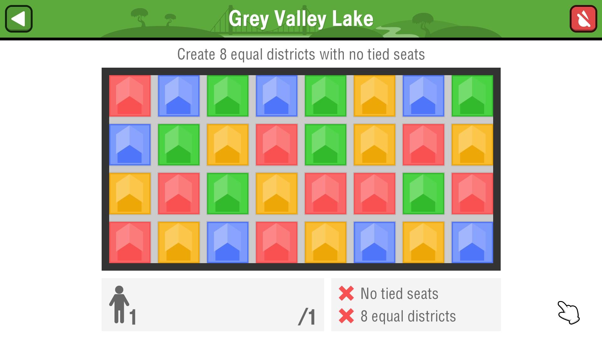 Grey Valley Lake