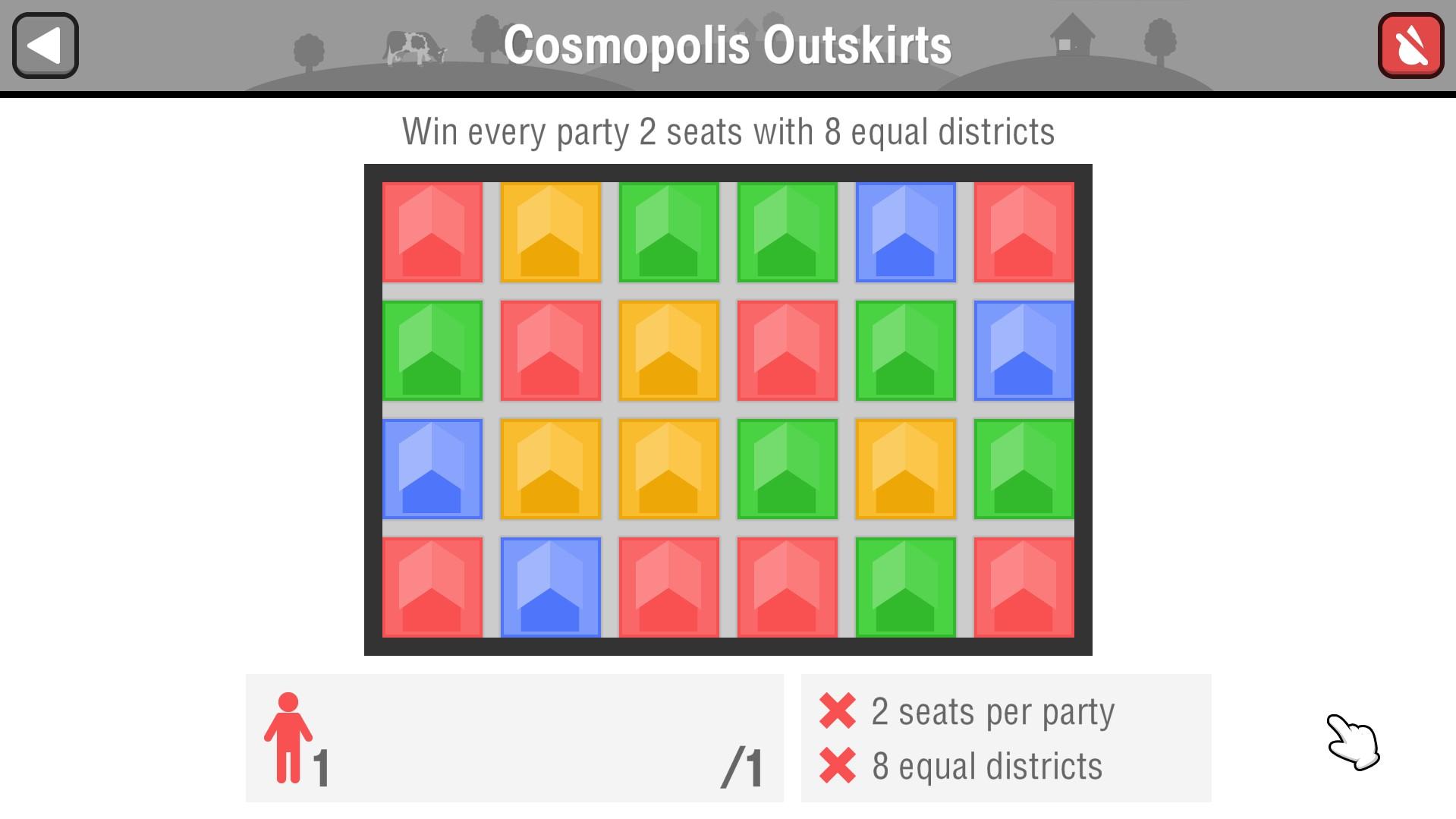 Cosmopolis Outskirts