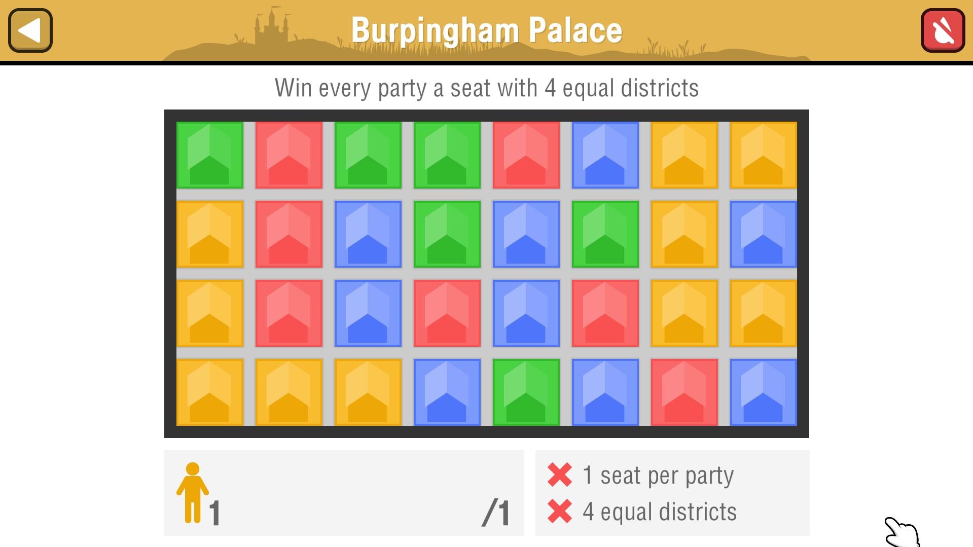Burpingham Palace
