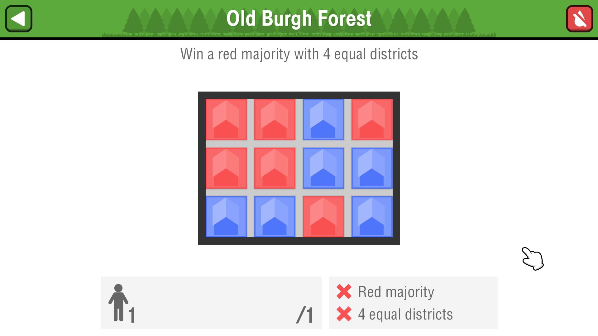 Old Burgh Forest
