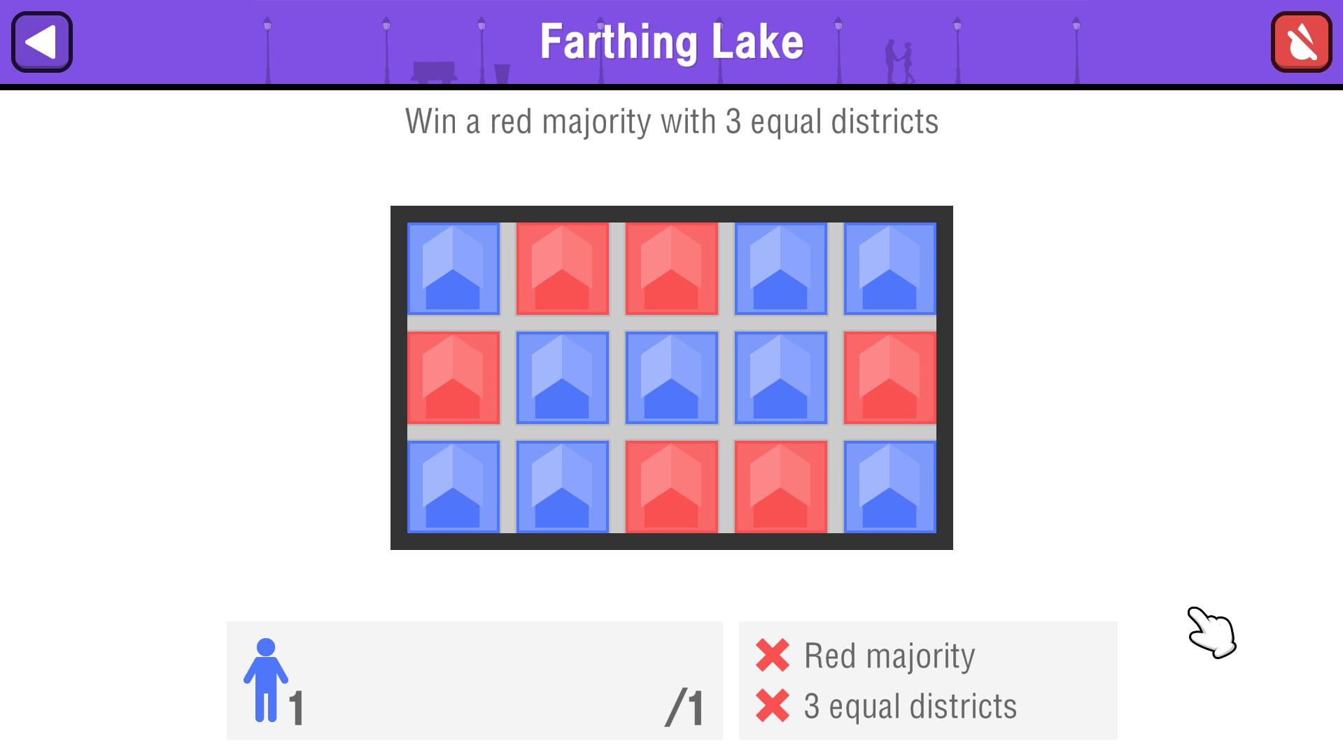 Farthing Lake
