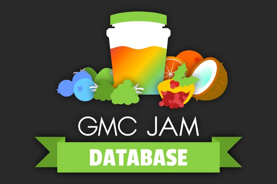 GMC Jam Database